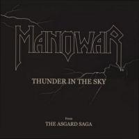 [Manowar Thunder In The Sky  Album Cover]