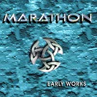 [Marathon Early Works Album Cover]