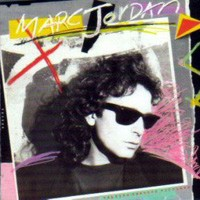 [Marc Jordan Talking In Pictures Album Cover]