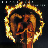 [Marillion Afraid Of Sunlight Album Cover]