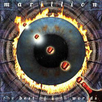 [Marillion The Best Of Both Worlds Album Cover]
