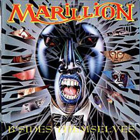 [Marillion B'Sides Themselves Album Cover]