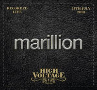 [Marillion High Voltage Album Cover]
