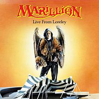 [Marillion Live From Loreley Album Cover]