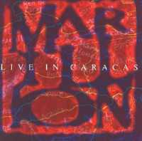 [Marillion Live In Caracas Album Cover]