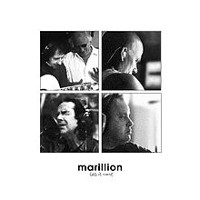 [Marillion Less Is More Album Cover]