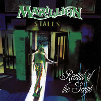 [Marillion Recital Of The Script Album Cover]