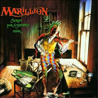 [Marillion Script For a Jester's Tear Album Cover]