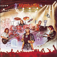[Marillion The Thieving Magpie (La Gazza Ladra) Album Cover]