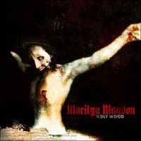 [Marilyn Manson Holy Wood (In The Shadow Of The Valley Of Death) Album Cover]