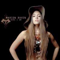 Marion Raven Here I Am Album Cover