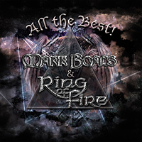 Mark Boals and Ring of Fire All the Best! Album Cover