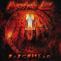 Marshall Law Razorhead Album Cover