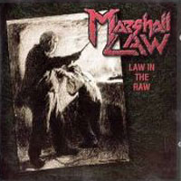 [Marshall Law Law in the Raw Album Cover]
