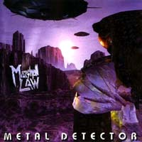 [Marshall Law Metal Detector Album Cover]