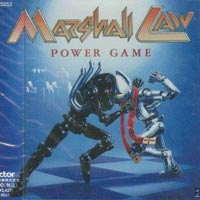 [Marshall Law Power Game Album Cover]