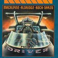[M.A.R.S. Project Driver Album Cover]