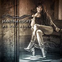 [Martina Edoff We Will ALign Album Cover]