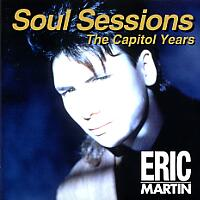 Eric Martin Soul Sessions Album Cover