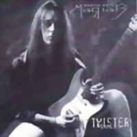 [Martin Knye - Magiar Twister Album Cover]