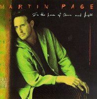 [Martin Page In The House Of Stone And Light Album Cover]