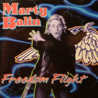 [Marty Balin Freedom Flight Album Cover]