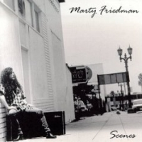 [Marty Friedman Scenes Album Cover]