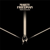 [Marty Friedman Wall of Sound Album Cover]