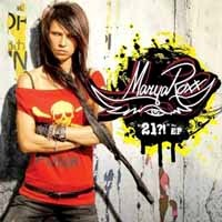 [Marya Roxx 21! The EP Album Cover]