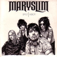 Maryslim Split Vision Album Cover
