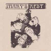 [Mary's Rest Mary's Rest Album Cover]