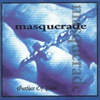 [Masquerade Surface of Pain Album Cover]