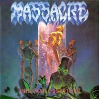 [Massacre Inhuman Condition Album Cover]