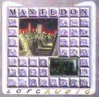 [Mastedon CD COVER]