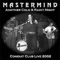 [Mastermind Another Cold and Rainy Night  Album Cover]