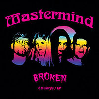 [Mastermind Broken  Album Cover]