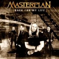 [Masterplan Back For My Life  Album Cover]