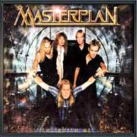 [Masterplan Enlighten Me Album Cover]