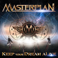 [Masterplan Keep Your Dream Alive Album Cover]