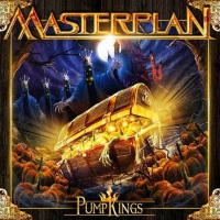 Masterplan Pumpkings Album Cover