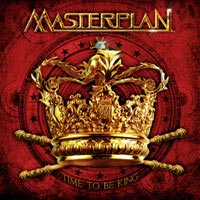 [Masterplan Time To Be King Album Cover]