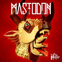 [Mastodon The Hunter Album Cover]