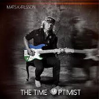 Mats Karlsson The Time Optimist Album Cover