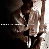 [Matt Cafissi Heat of Emotion Album Cover]
