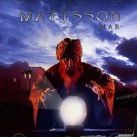 Mattsson War Album Cover