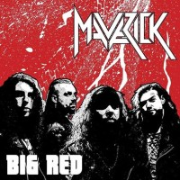[Maverick Big Red Album Cover]