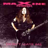 [Maxine Don't Hate Me Album Cover]