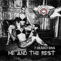 Me And The Rest 7 Deadly Sins Album Cover