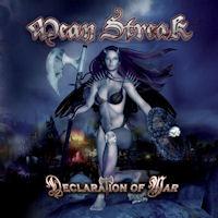 [Mean Streak Declaration Of War Album Cover]