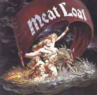 [Meat Loaf Dead Ringer Album Cover]